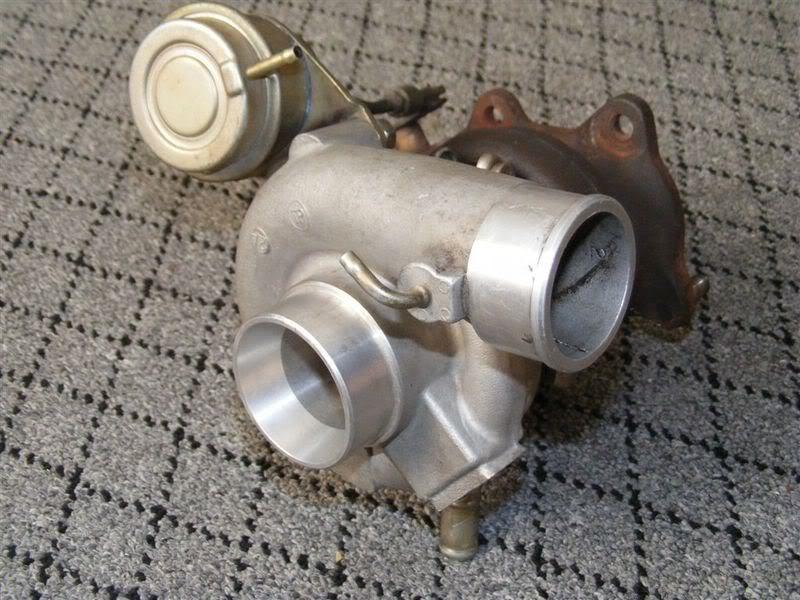 AAAAgAIIuA 960 - Турбина на гранту 8 клапанов