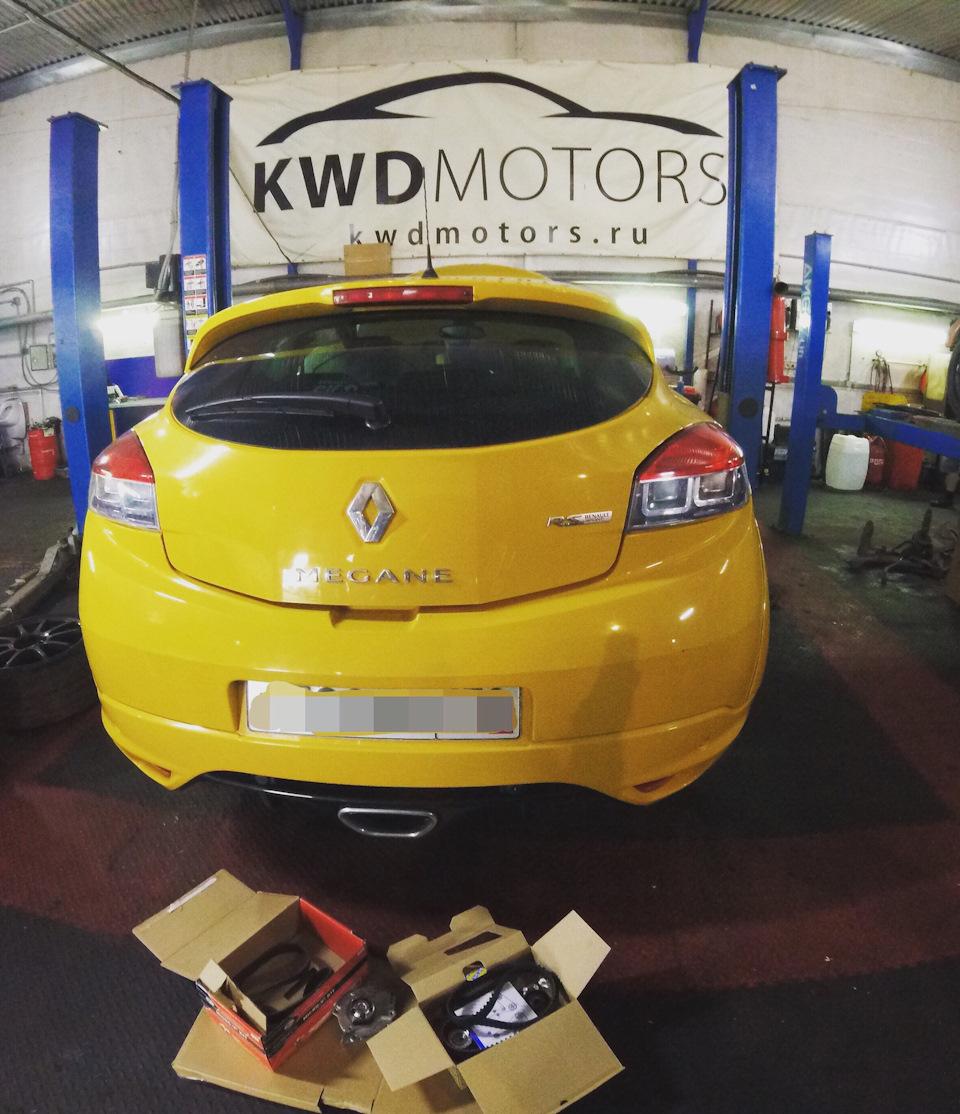 Renault Megane RS — KWDmotors on DRIVE2