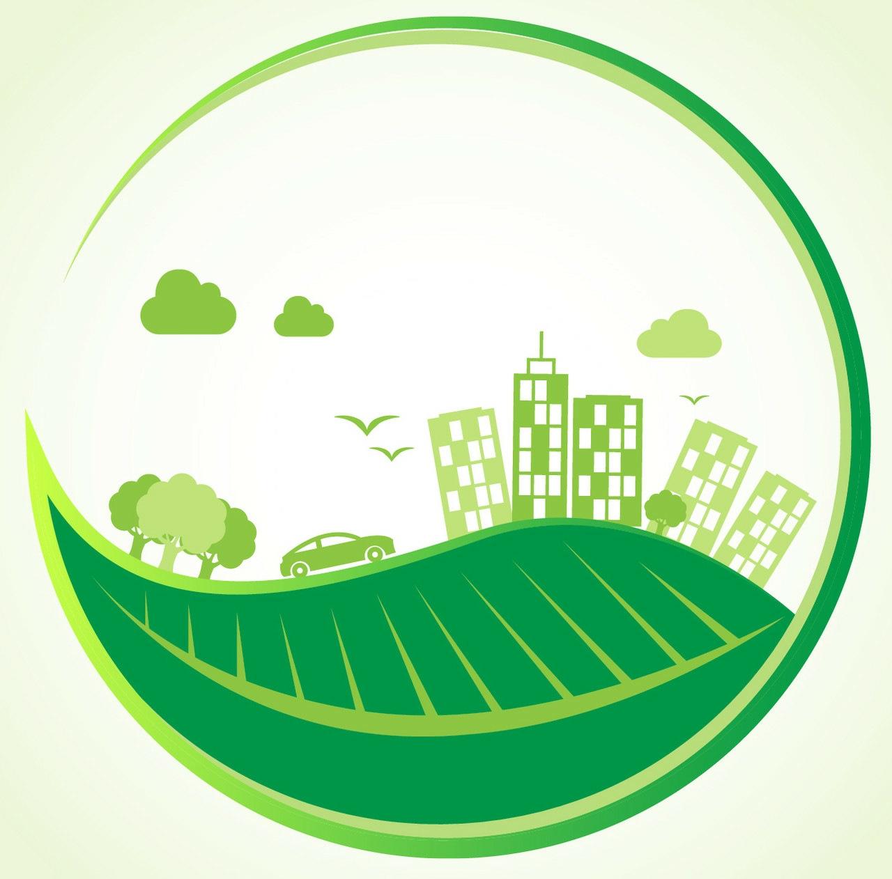 Эмблема экологии в картинках