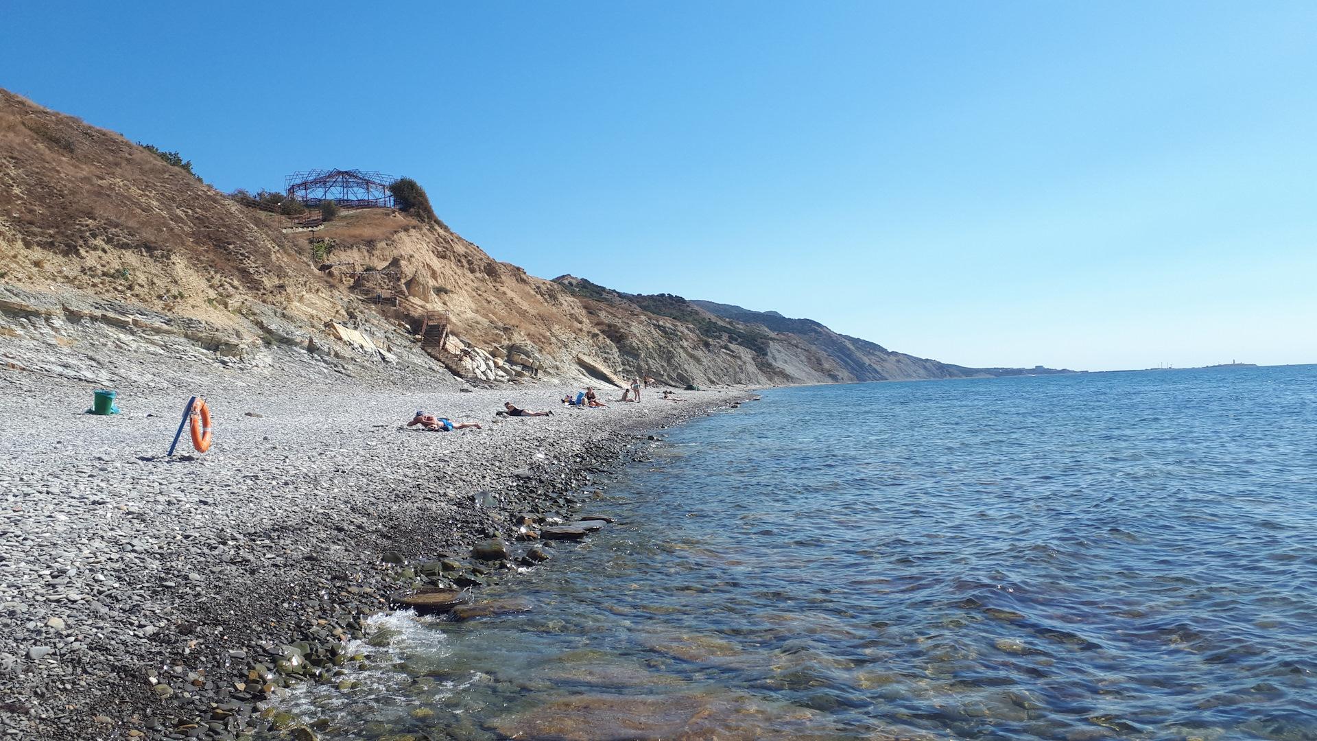 дикий пляж в анапе фото этих времен, вероятно