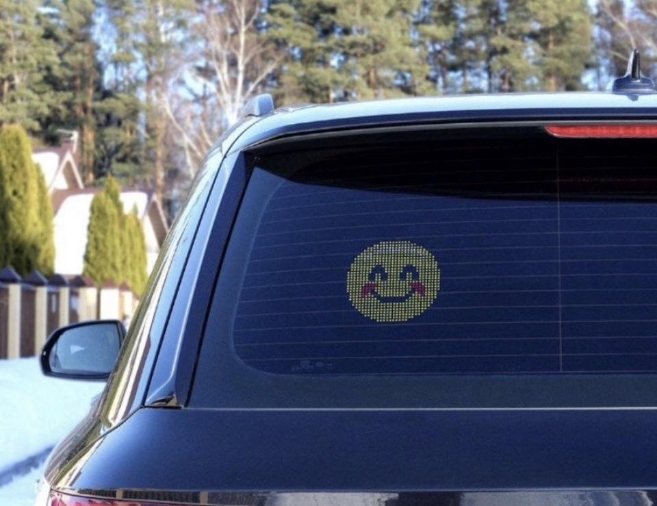 Автомобильный Emoji дисплей в Черкесске