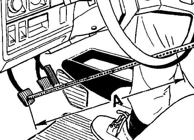 как подтянуть педаль сцепления на опель
