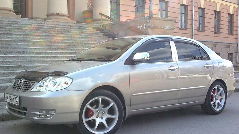 машины тойота королла фото