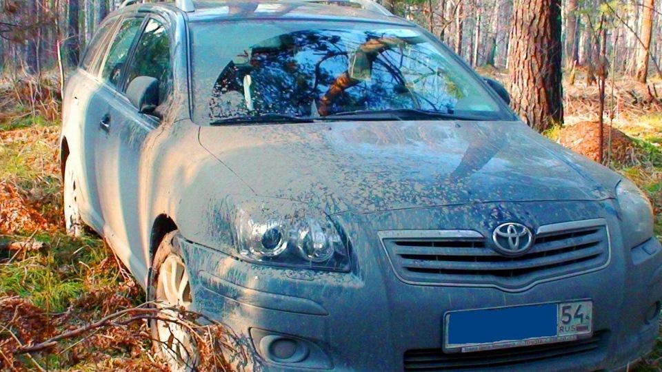 toyota avensis кузов оцинкованный