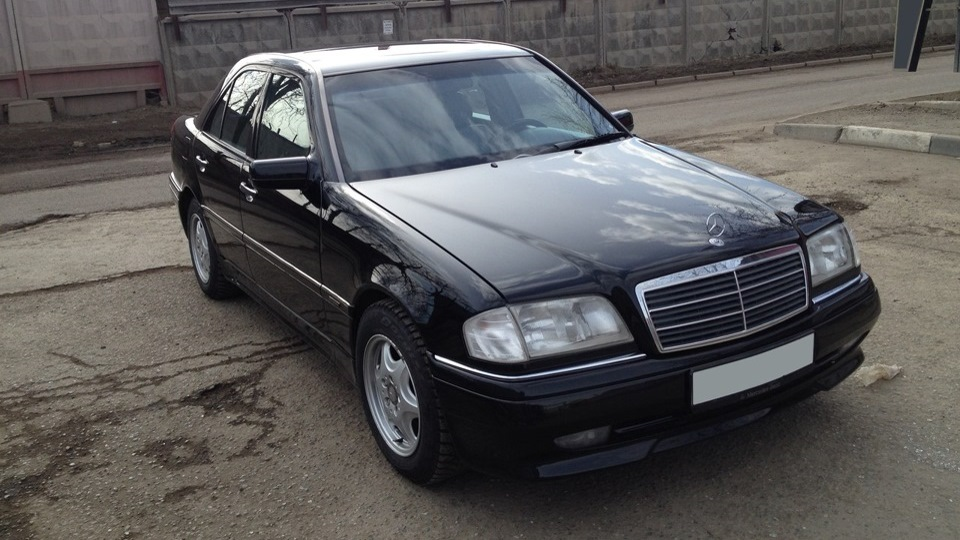 Title for Mercedes benz c class w202