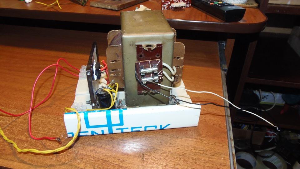 Как сделать трансформатор на 18 вольт своими руками 84