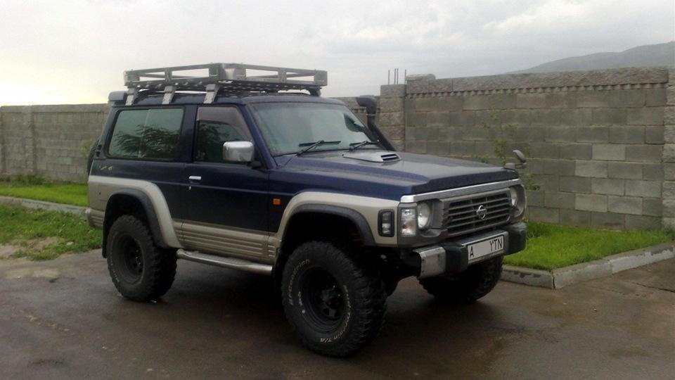 nissan safari type ii