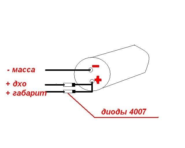 Как заменить лампу габаритов на гранте - Thomastours.RU