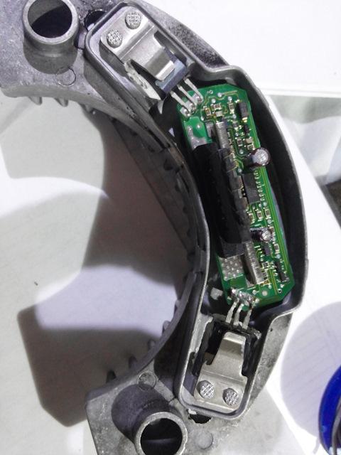 ремонт вентилятора на пежо #10