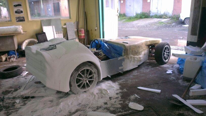 Изготовление своими руками для автомобилей 979