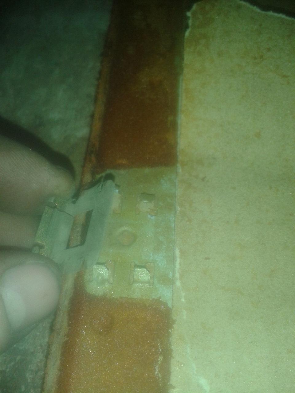 Ремонт потолка ауди 80
