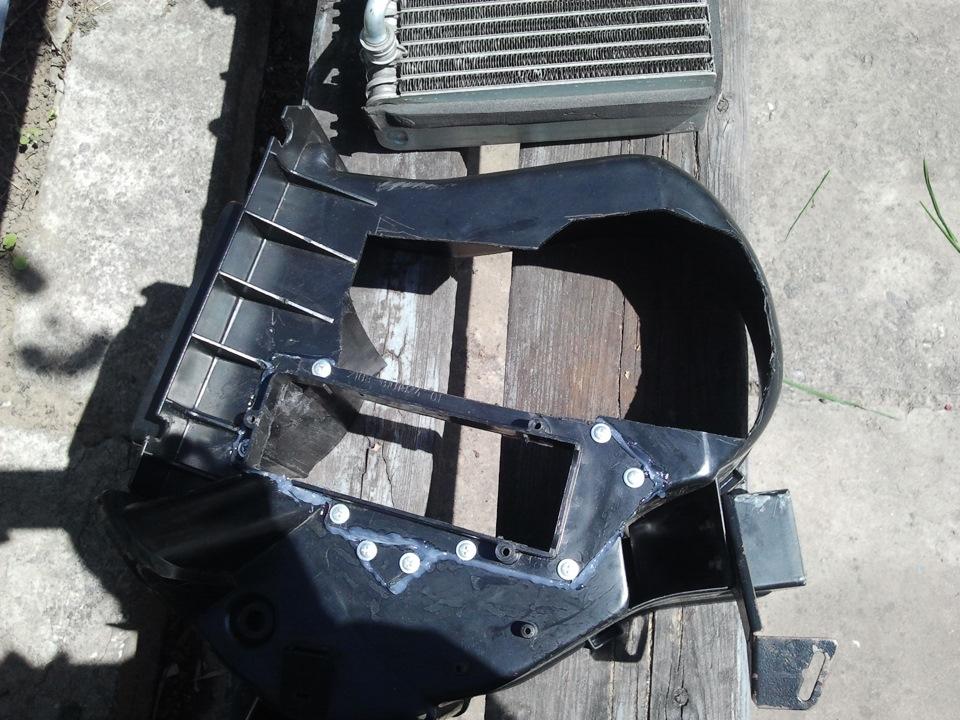 кондиционер старого образца - фото 11
