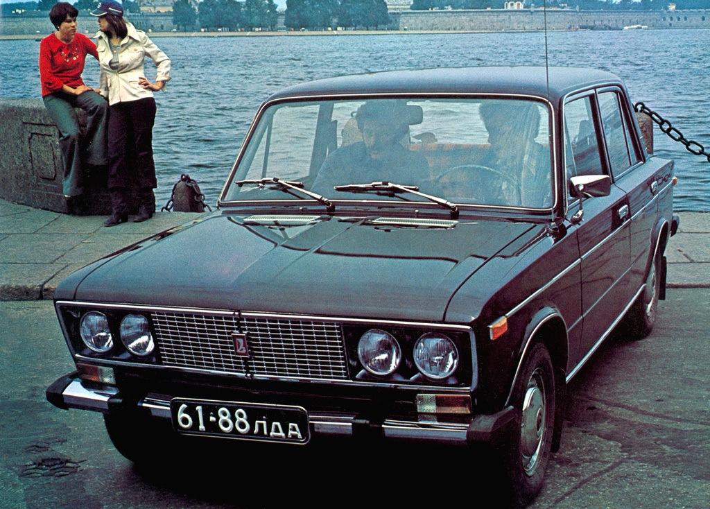 жигули 1980 года фото