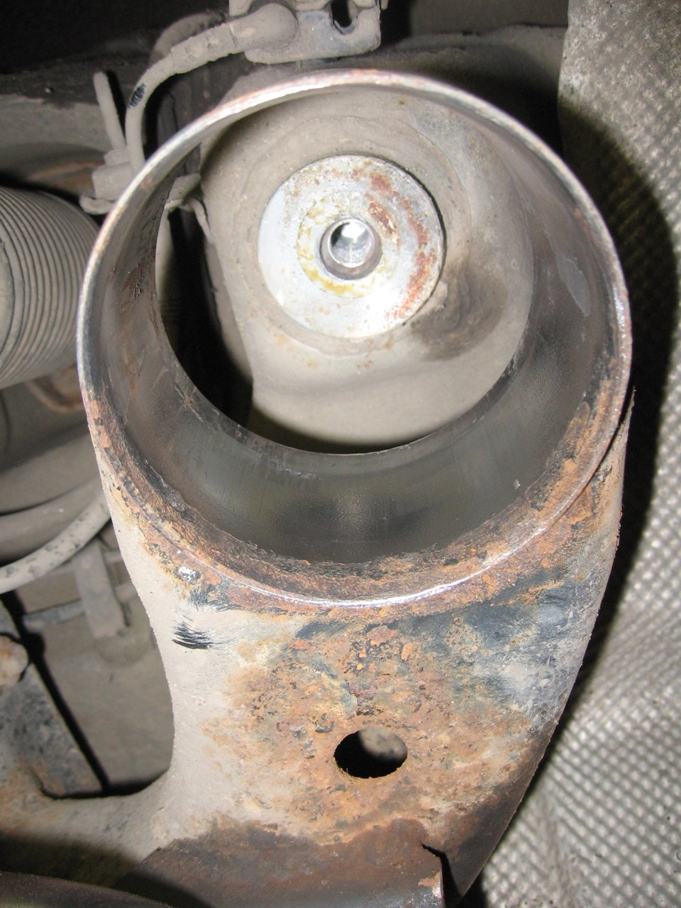 передняя подвеска bmw x5 e53 схема