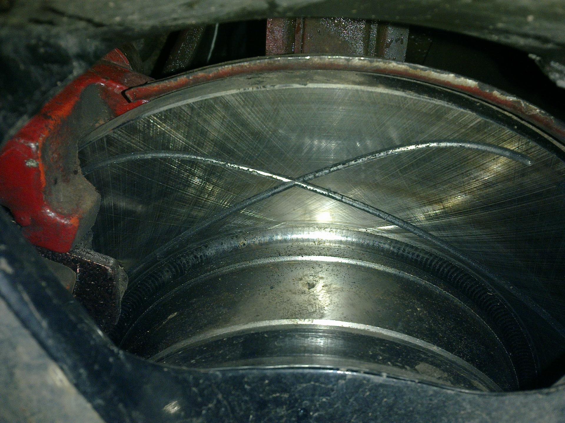 Фото №4 - ВАЗ 2110 греется тормозной диск