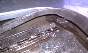 дренажы люка на опель омега фото