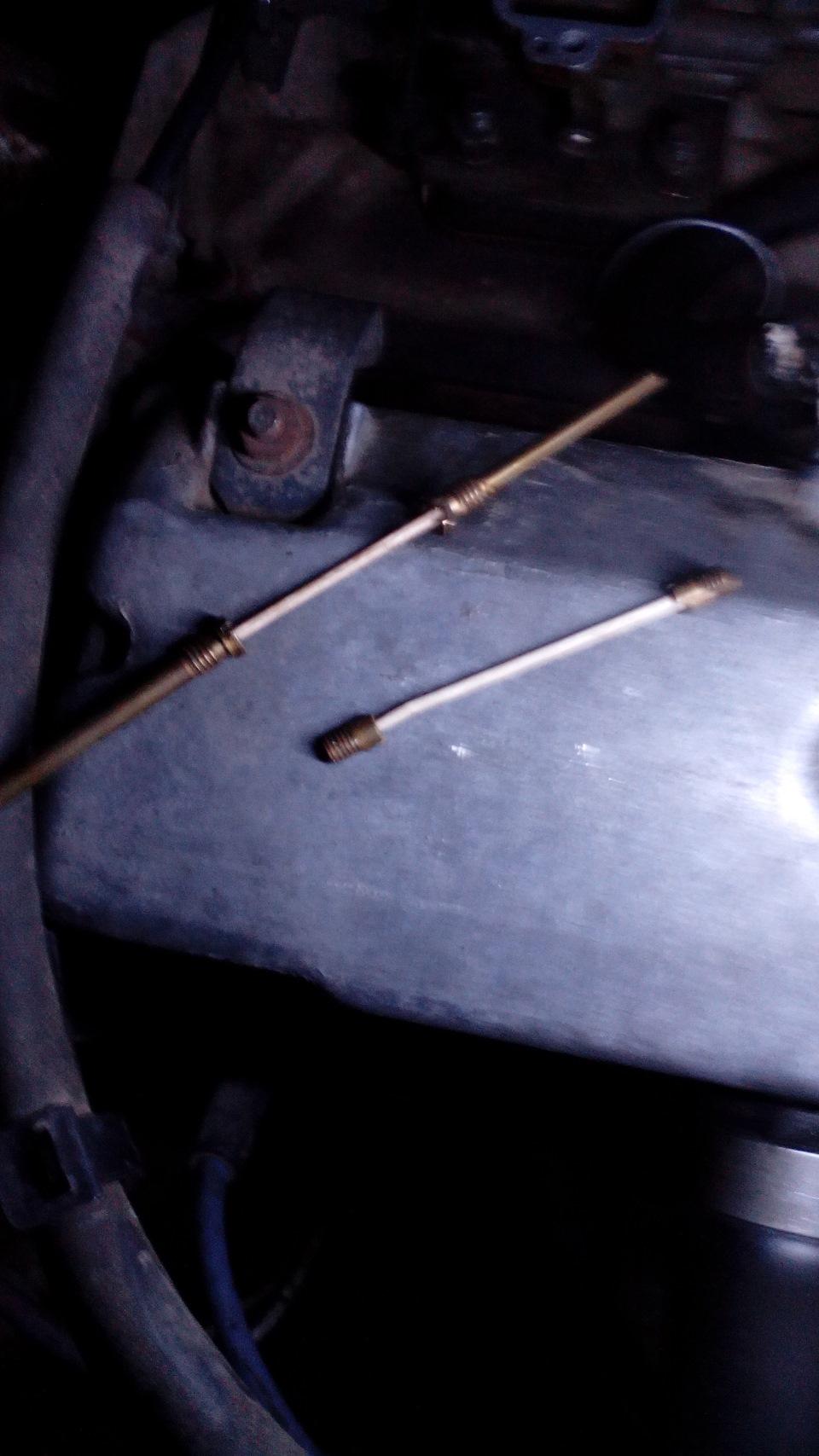 Как снять жиклеры карбюратора