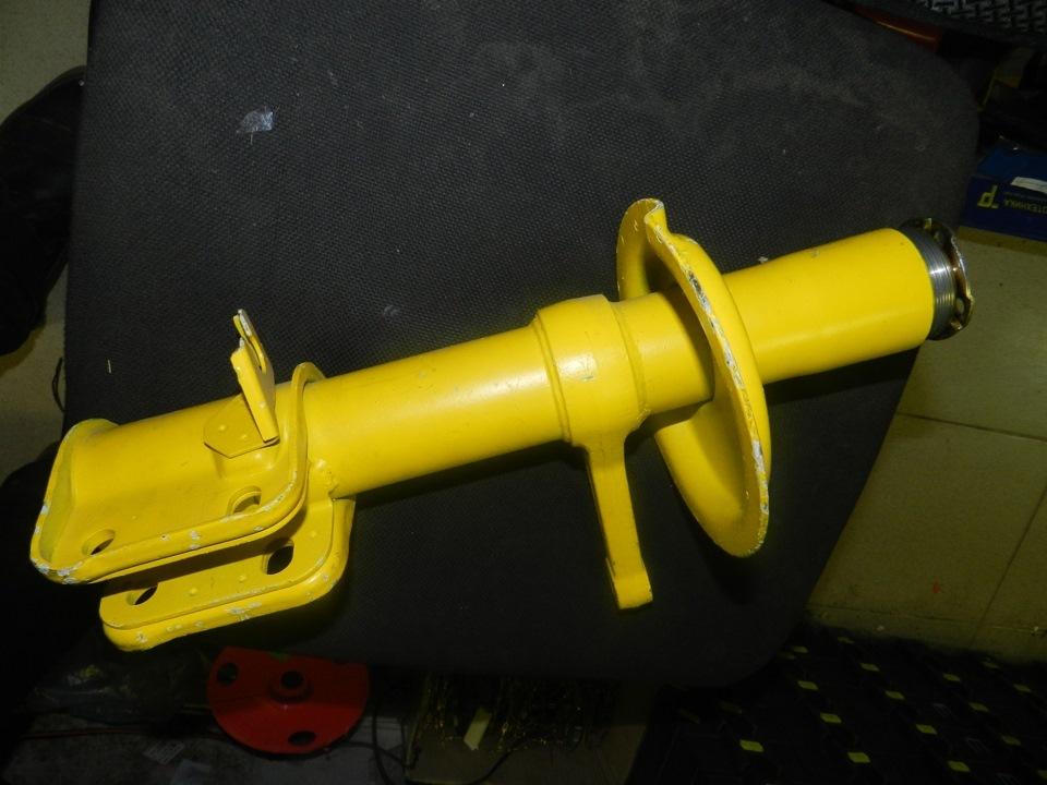 Стойка задняя ваз 2110 ремонт своими руками
