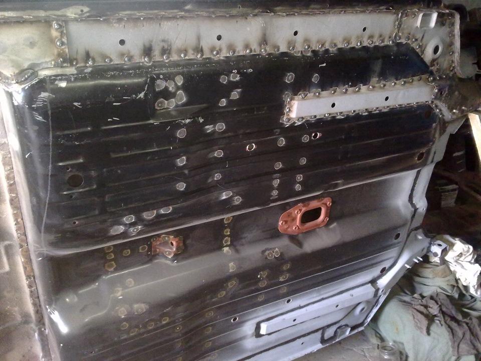 Фото №28 - ВАЗ 2110 бьется током