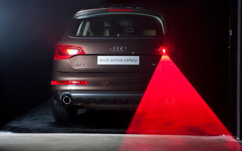 противотуманный лазер на машину фото раньше
