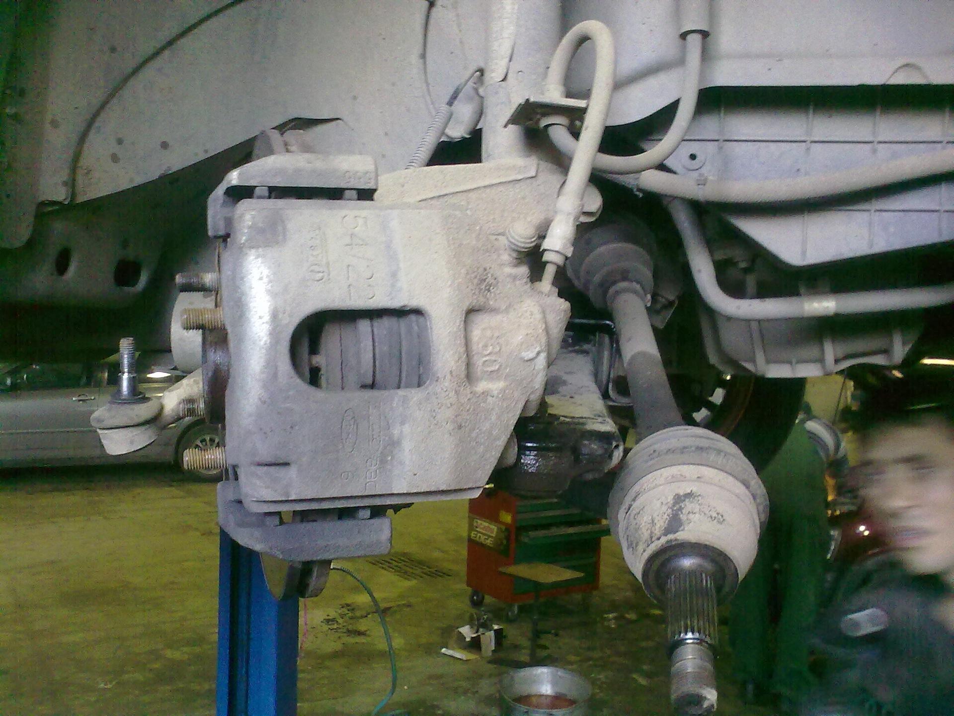 Подвесной подшипник форд фокус 2 схема