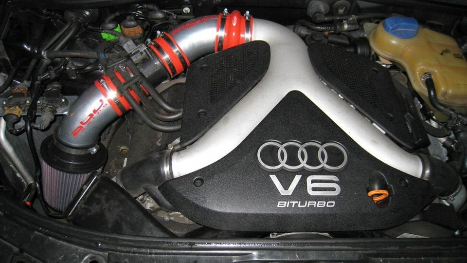 27 Biturbo Audi