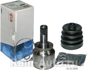 Как снять внутренний шрус на ваз 2109