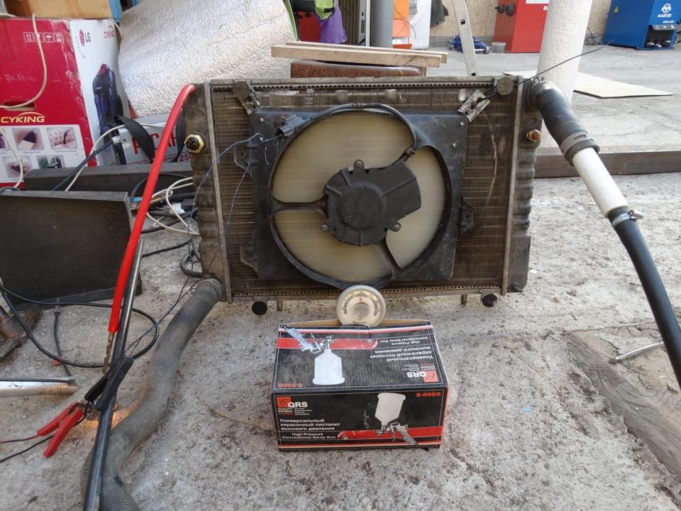 Электрообогреватель из радиатора своими руками 6019