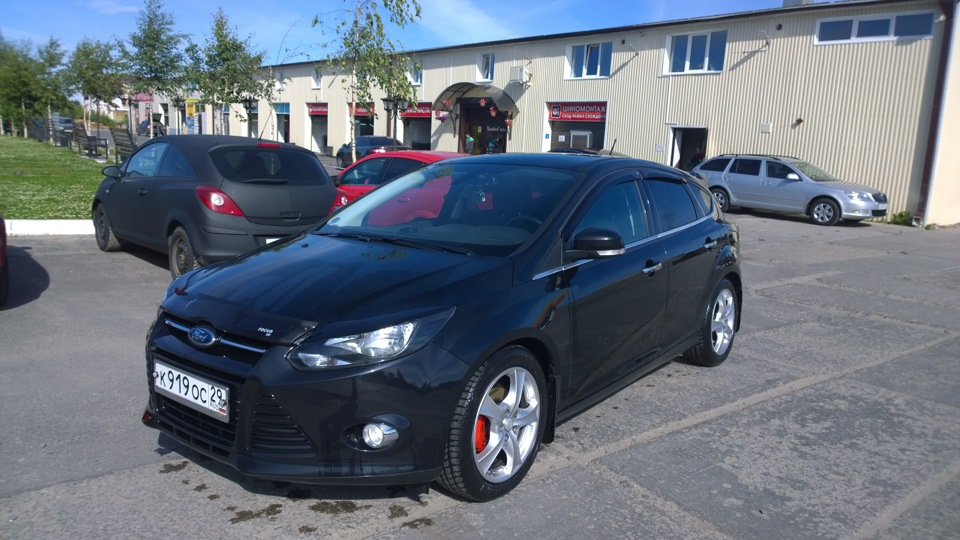 Ford focus 3 кредит