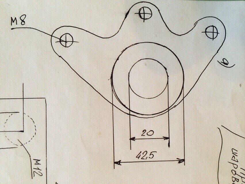 Размеры проставок митсубиси паджеро спорт
