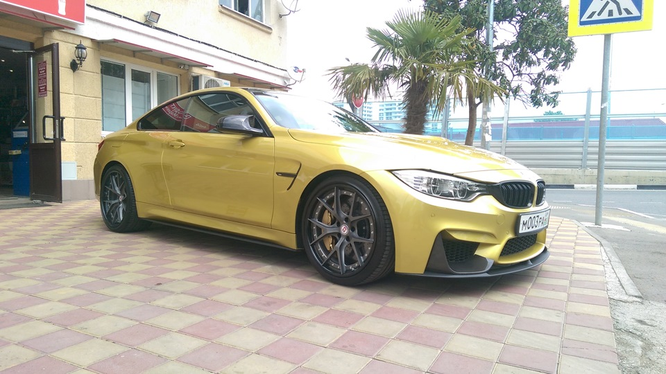 Bmw M4 Coupe Custom Stage 3 Drive2