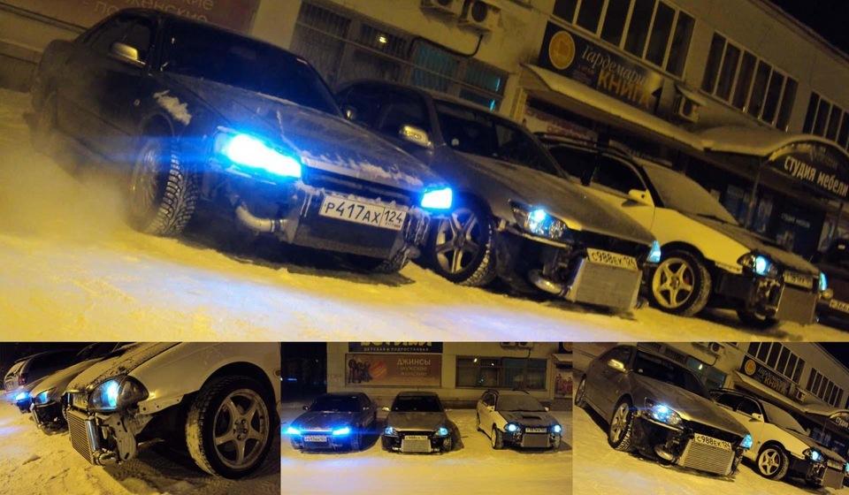 машины  разные