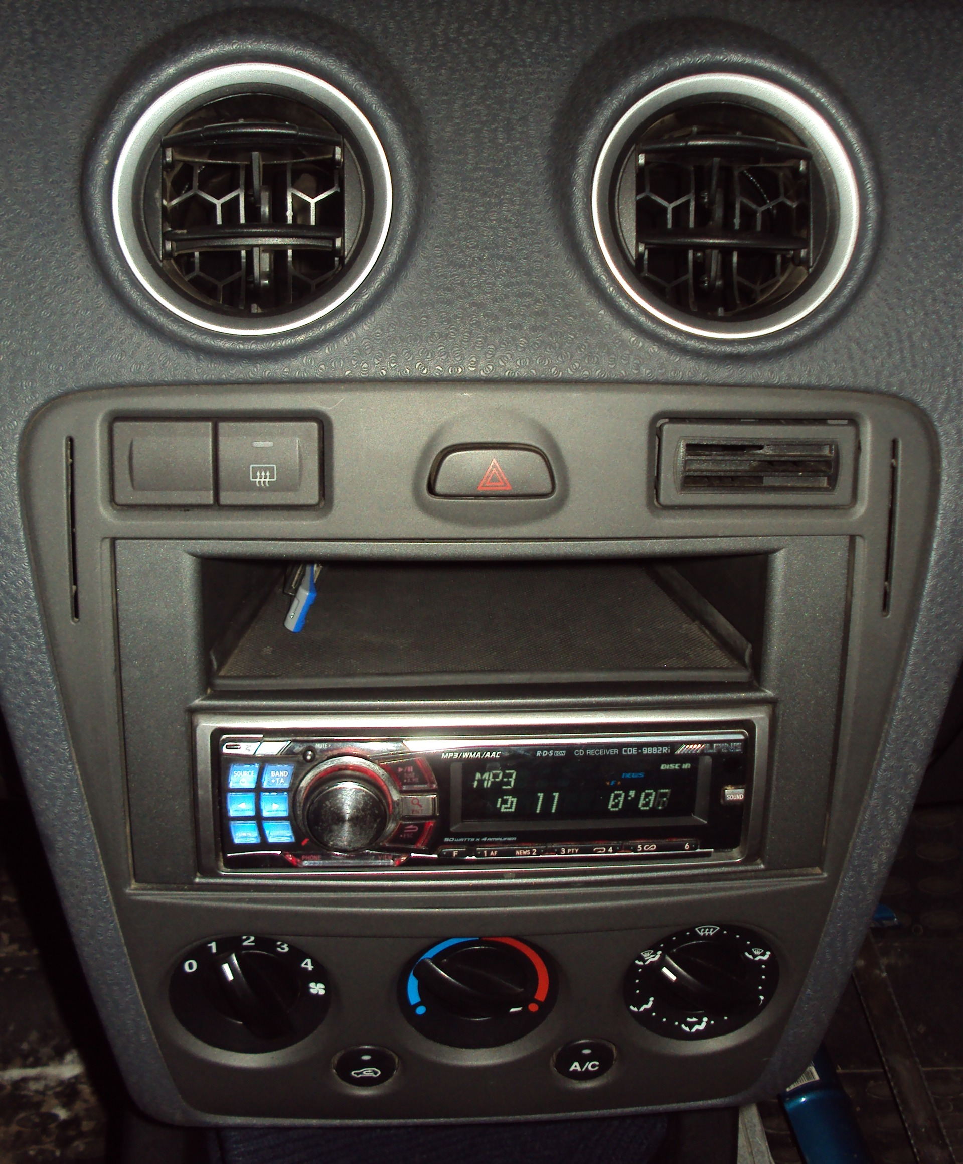 магнитола 2 din для ford fusion
