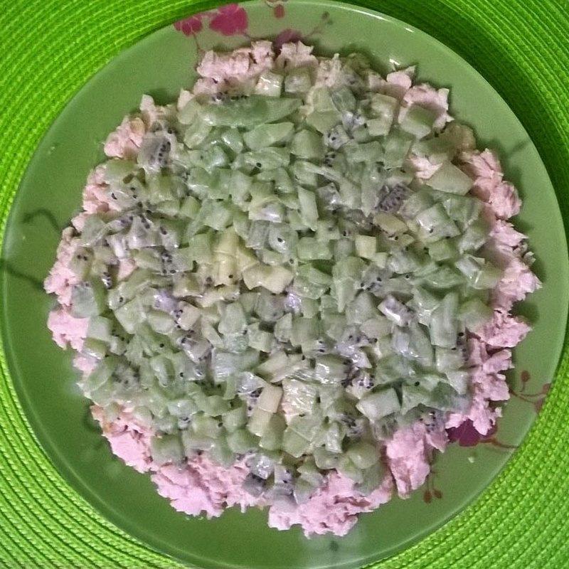подравнивания салат африка рецепт с фото позировала