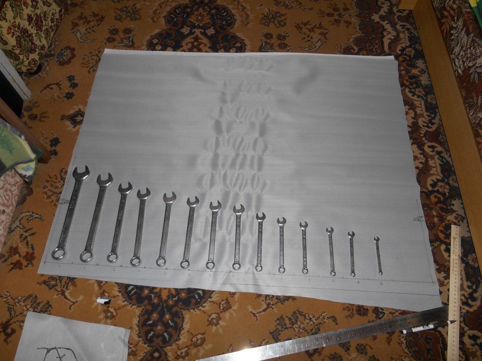 Как сделать ящик для гаечных ключей своими руками