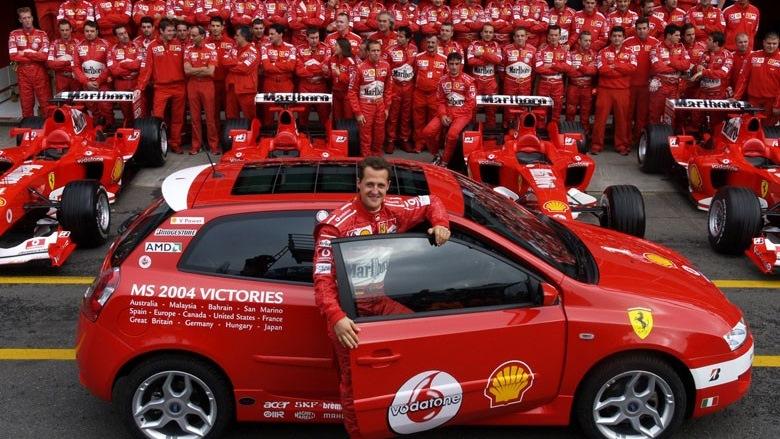 Fiat Stilo Abarth Schumacher Drive2