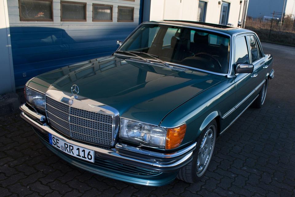 Mercedes benz w116 v12 600 se community for Mercedes benz of miami hours