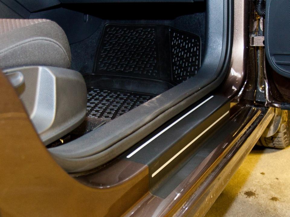 пороги автомобиля фольксваген