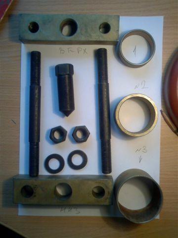 Съемники на шаровые на фольксваген транспортер т4 цепной конвейер недостатки достоинства