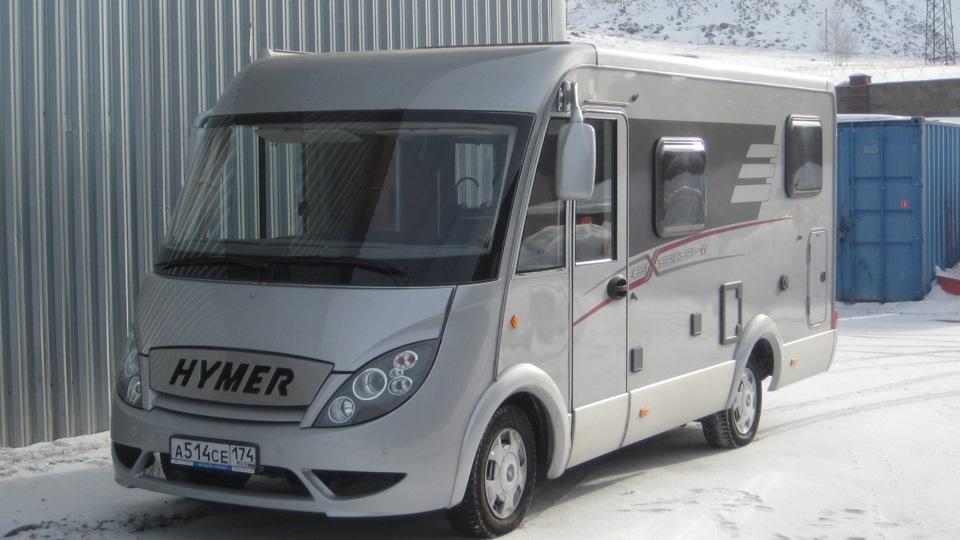 Ford Transit Hymer Exsis-i 522   DRIVE2