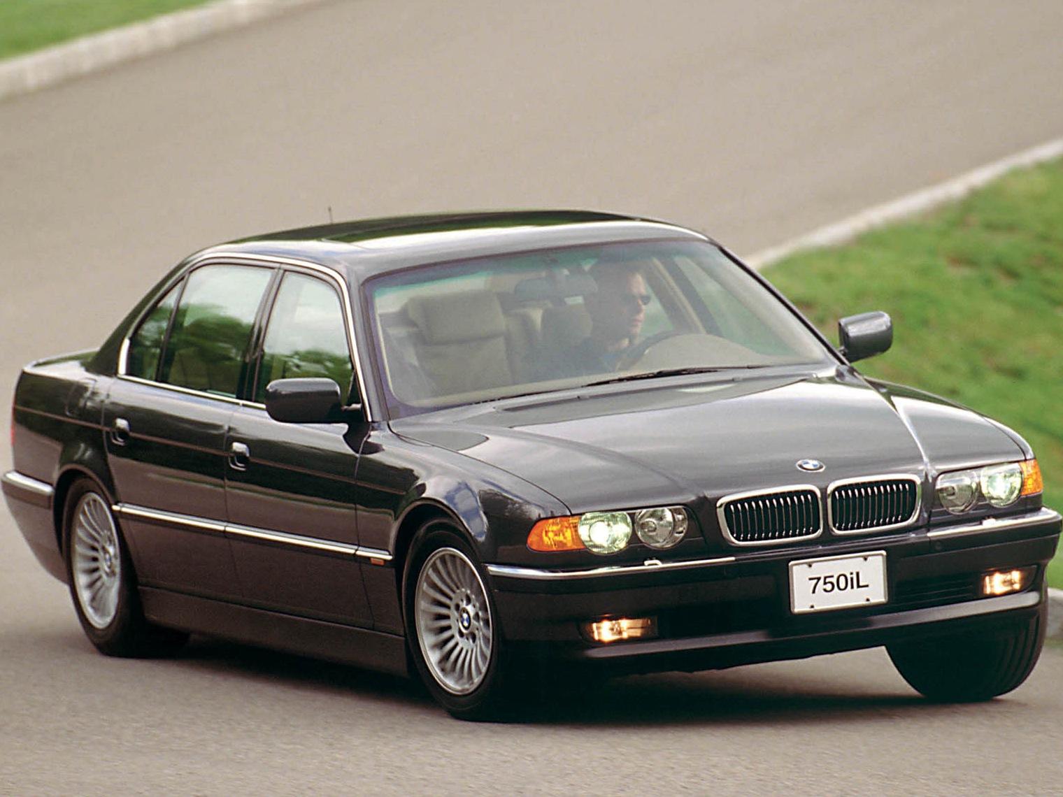 BMW 7 e38 покупать или нет
