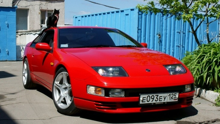 nissan 300zx z32 twinturbo 2 seater mt drive2. Black Bedroom Furniture Sets. Home Design Ideas