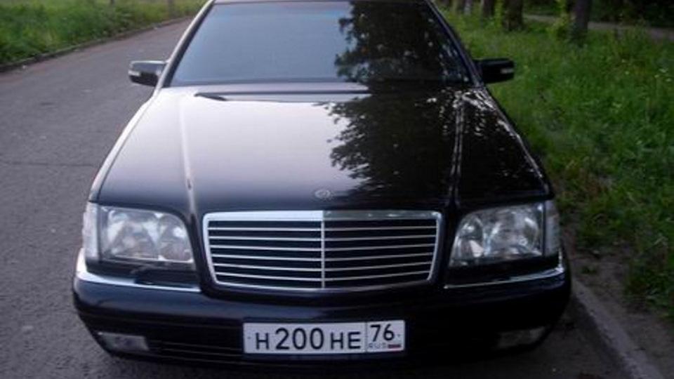 Mercedes Benz S Class S600 V12 Drive2