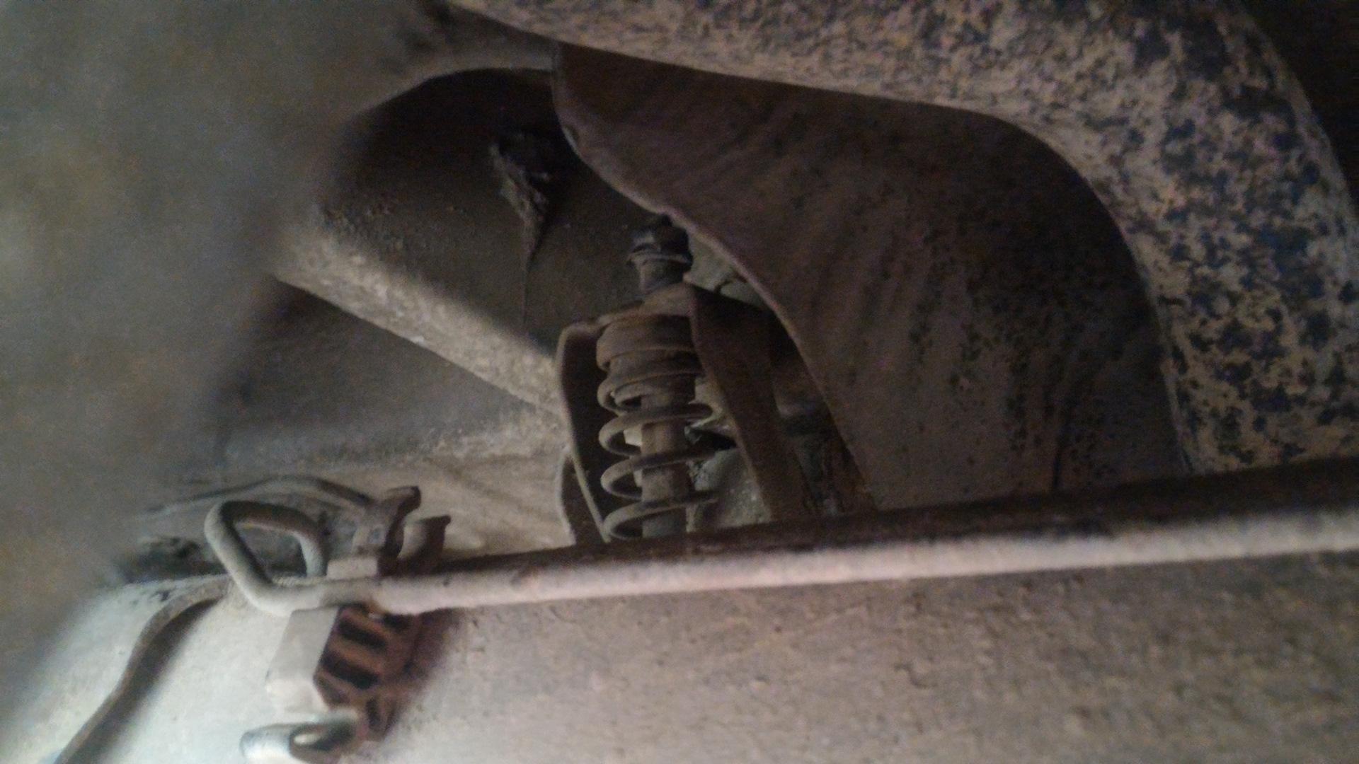 регулятор давления задних тормозов renault symbol