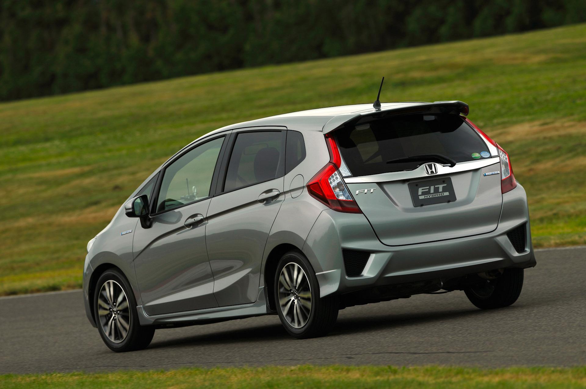 Хонда фит новый кузов фото