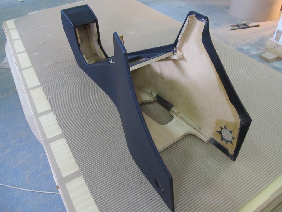 Изготовления туннеля пола ваз 2110
