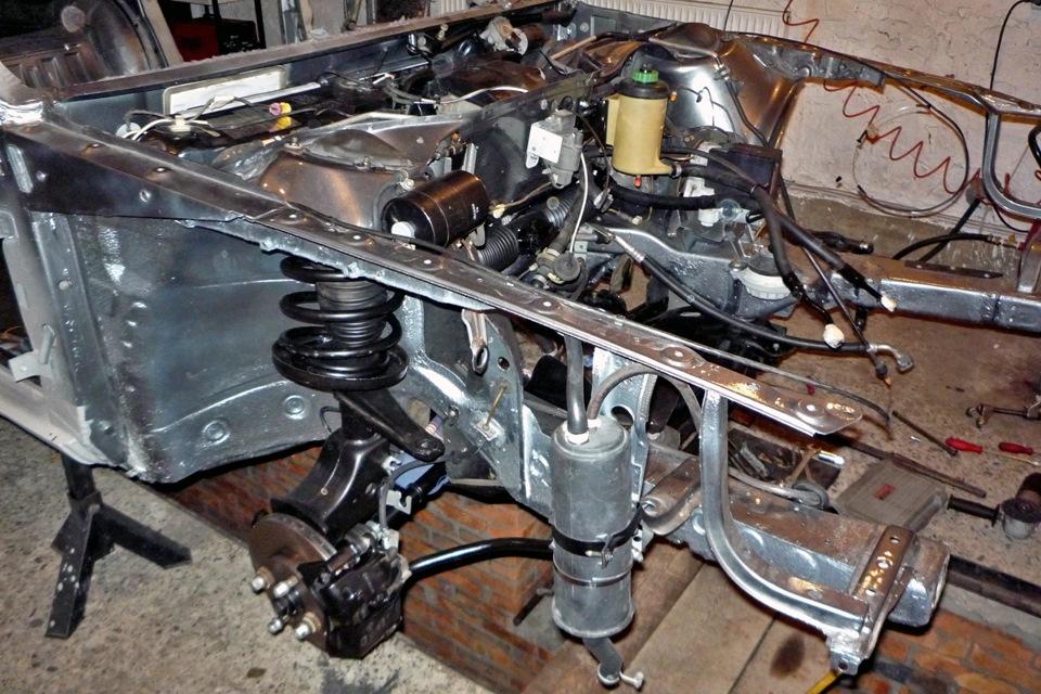 Ремонт подвески ауди 80 б3