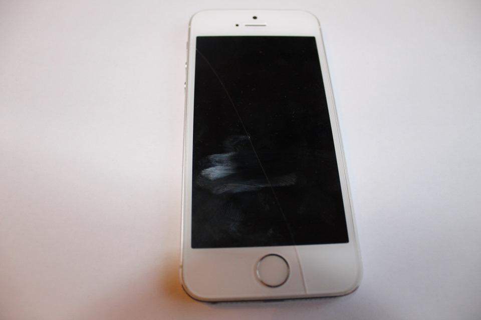 iphone 5 замена бампера