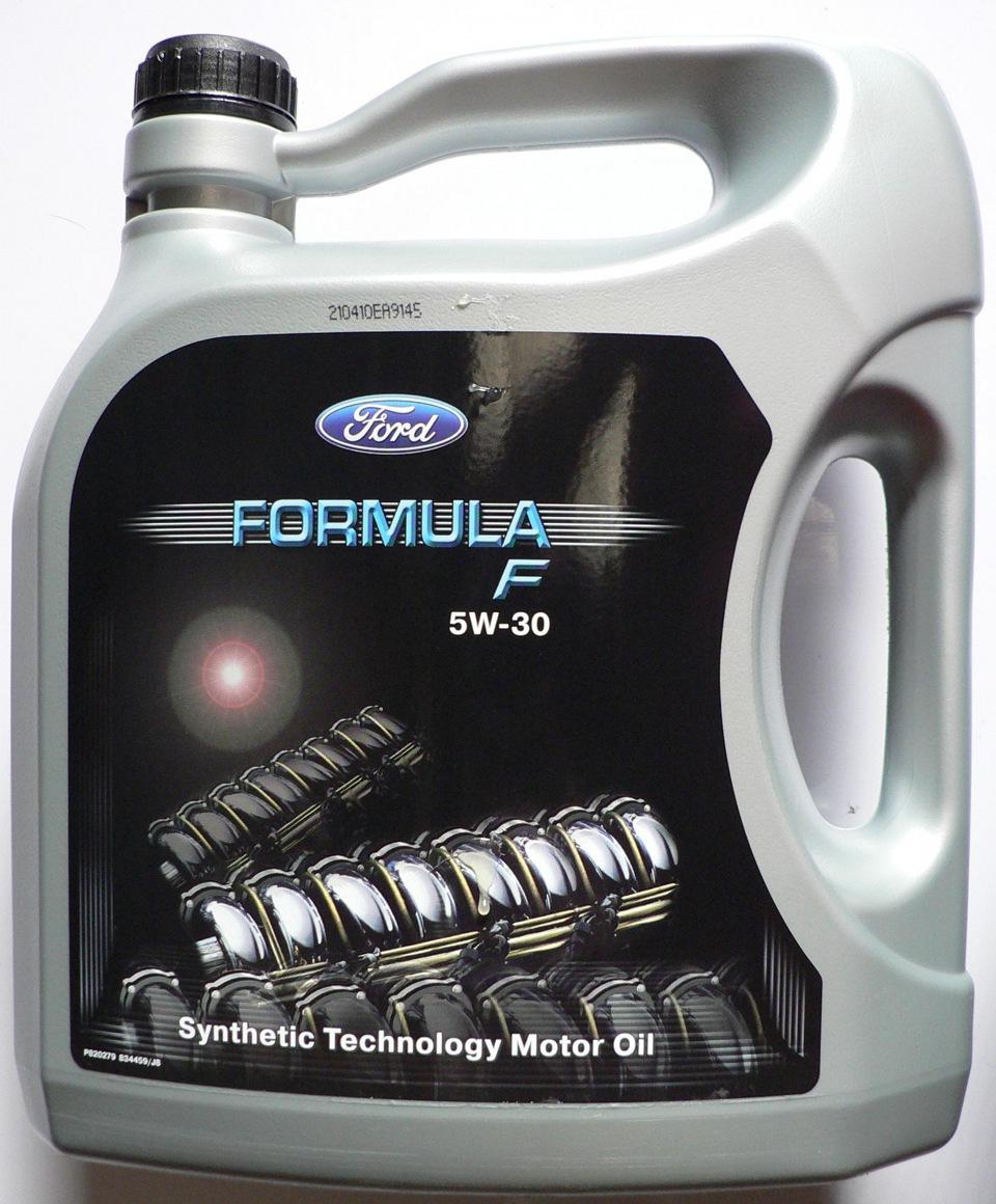 Масла форд фокус синтетика 5w40