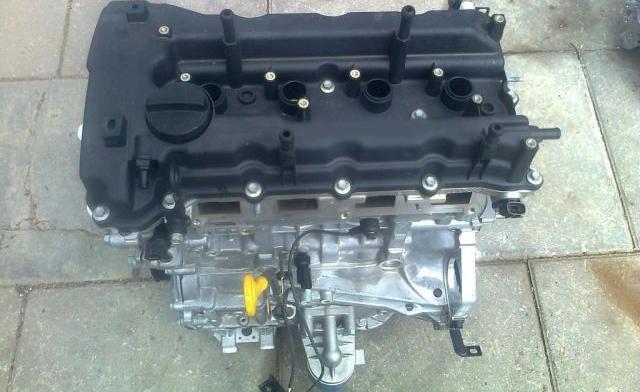 mitsubishi i тип двигателя